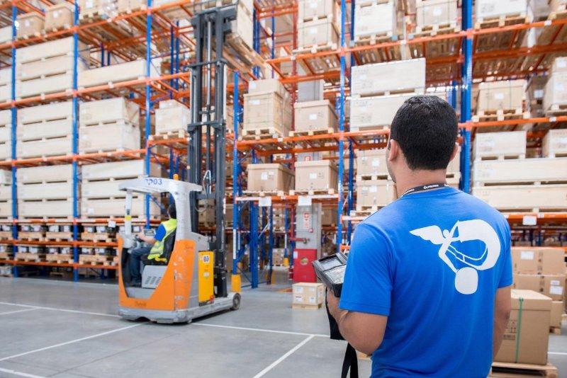 Warehouse Location Inventory Profiling