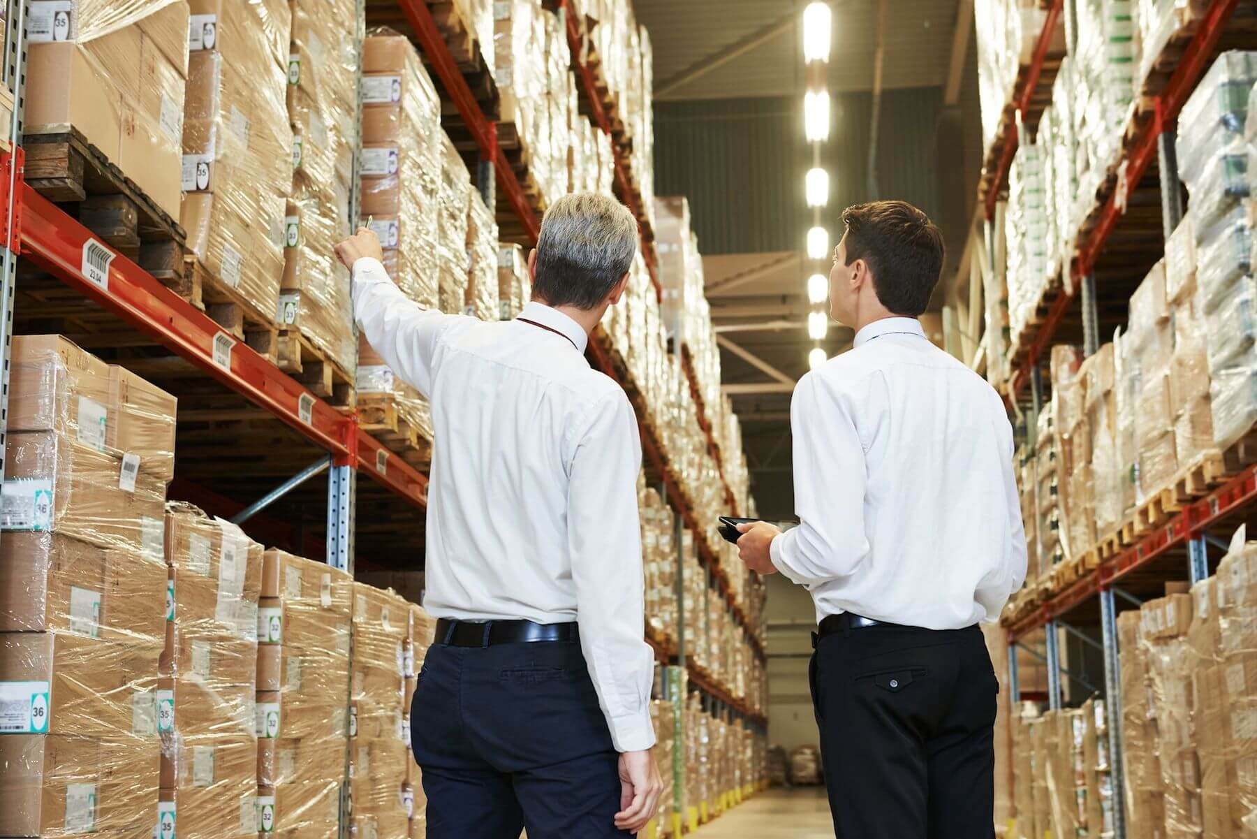Supplier Managed Inventory