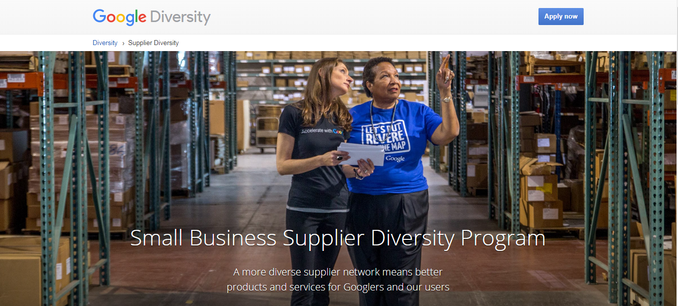 Google Innovative Approach to Supplier Diversity_hinh