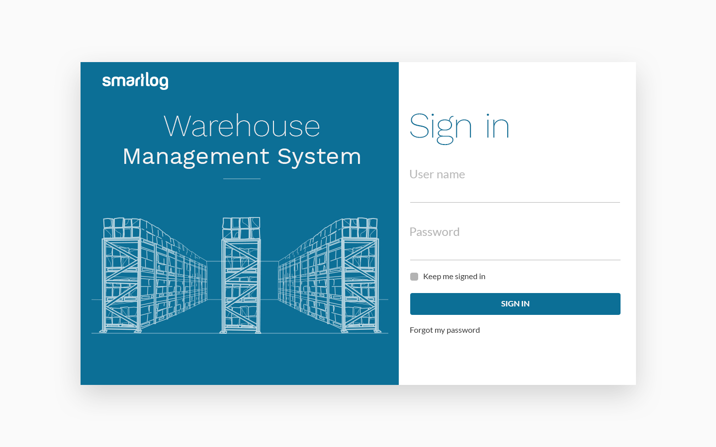 Smartlog Warehouse Management system (SWM) Brochure (English)