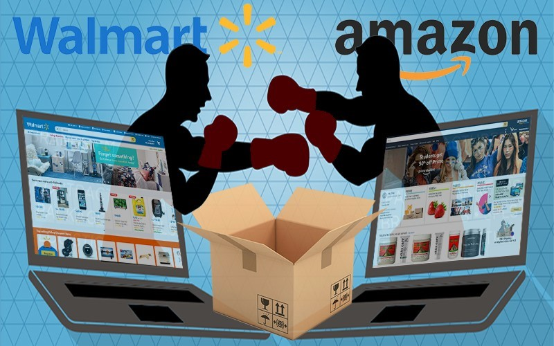 What is the supply chain link that both Walmart & Amazon are lacking?