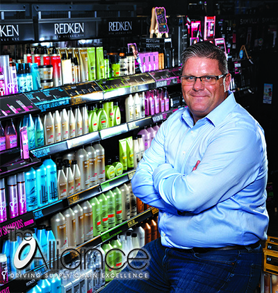 ST. PETERSBURG, FLORIDA - SEPTEMBER 19: Eric Reddish of Salon Centric on September 19, 2017 in St. Petersburg, Florida. (Photo by Matt May/The Verbatim Agency for Peerless Media)