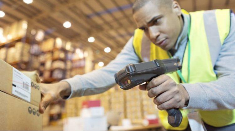 Supply Chain Bar Code Scanning