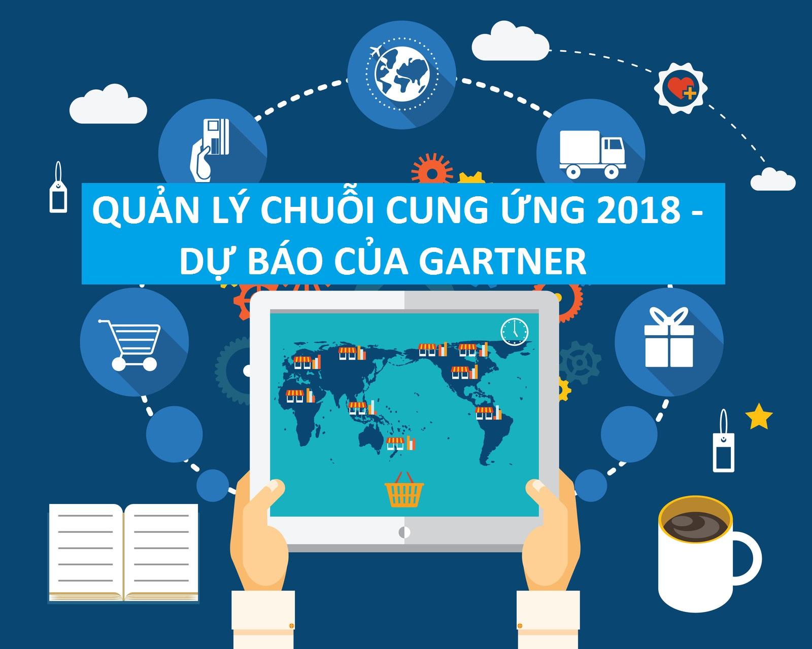 Quản lý chuỗi cung ứng năm 2018 – Công nghệ đột phá
