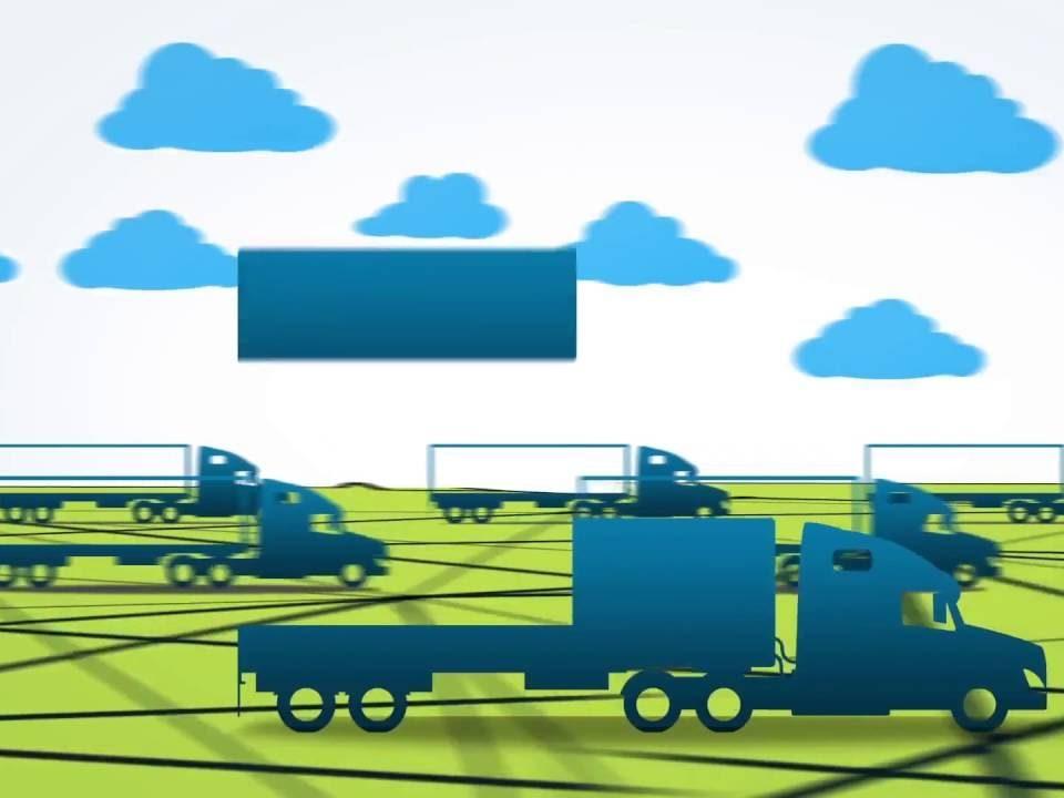 """Điều phối vận tải phức tạp dựa vào """"Hệ thống quản lý vận tải"""""""