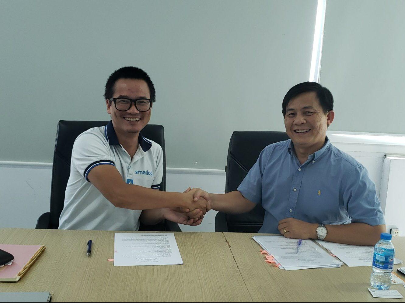 C P World Vietnam và Smartlog ký kết triển khai giải pháp quản lý kho