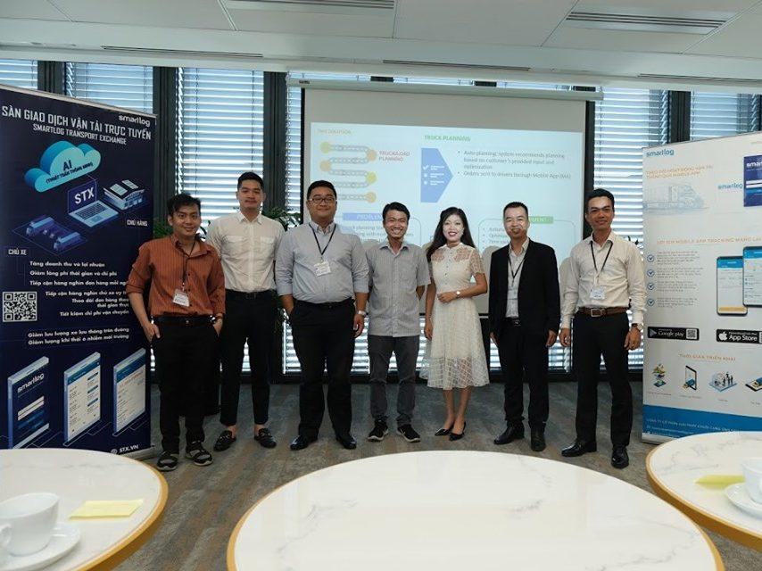 Workshop ứng dụng AI trong giao hàng Đa kênh – Đa điểm