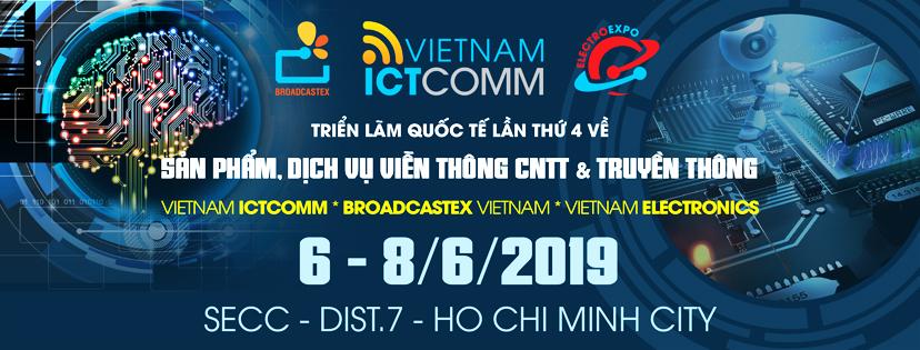 Smartlog tham gia triển lãm công nghệ quốc tế lớn nhất tại Việt Nam (ICTCOMM 2019)