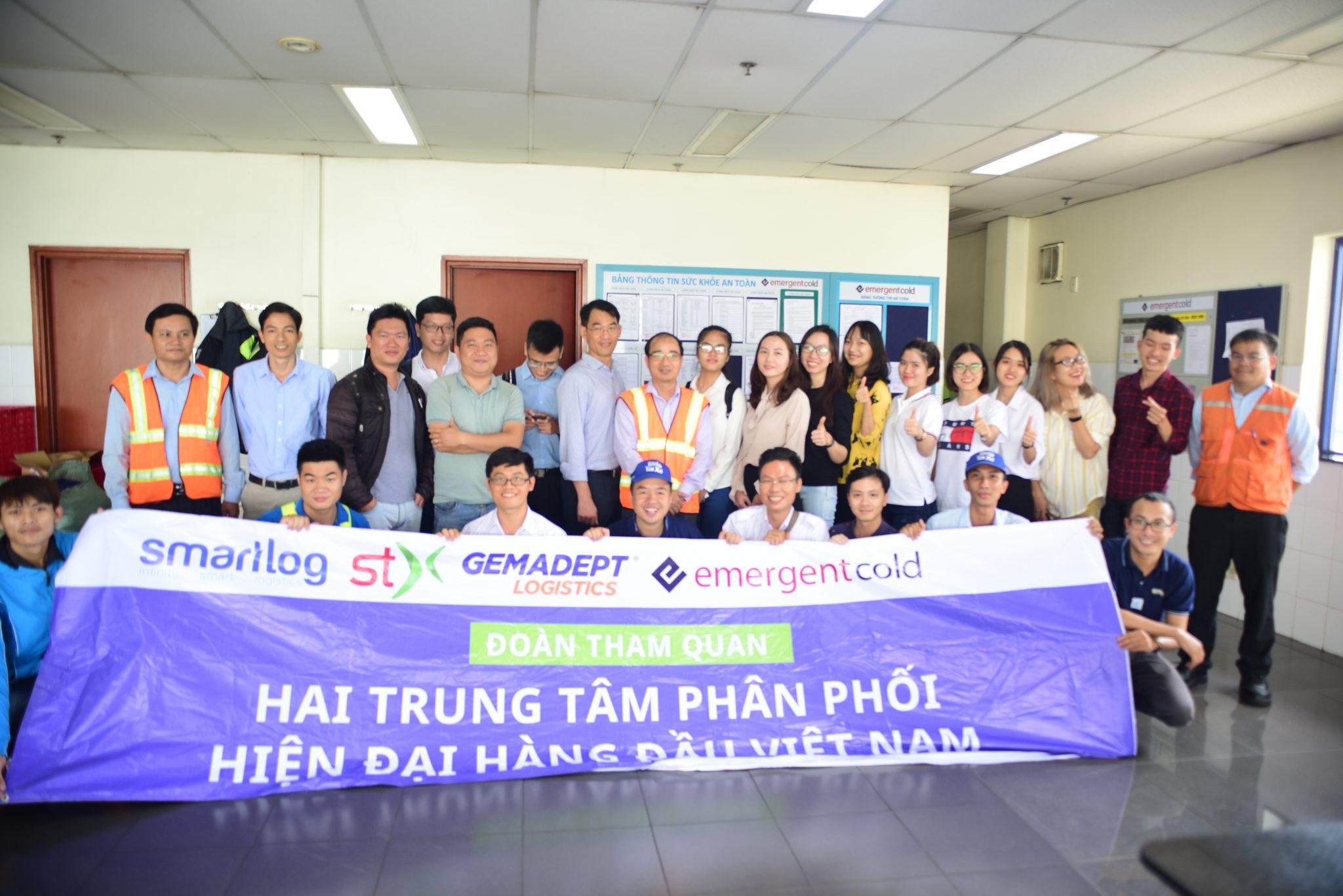 Distribution Warehouse Tour: Hai kho hàng – trung tâm phân phối hiện đại hàng đầu Việt Nam