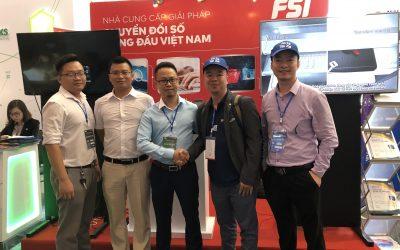 Smartlog tham dự diễn đàn cấp cao CNTT-TT VIỆT NAM 2019  (VIETNAM ICT SUMMIT 2019)