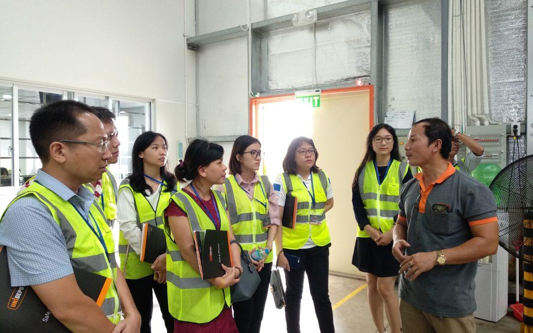 Distribution Warehouse Tour: Unidepot – Kho vận mới mẻ và hiện đại bậc nhất Việt Nam