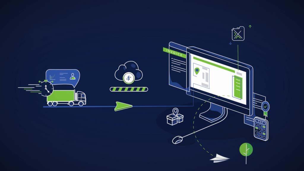 Phần mềm quản lý vận tải (TMS) - giải pháp công nghệ cho doanh nghiệp