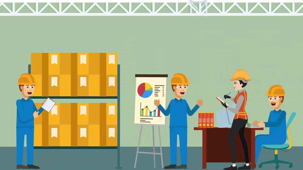 quản lý nguồn nhân lực vận hành kho hiệu quả