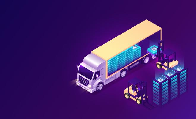 Chuyển đổi số vận tải