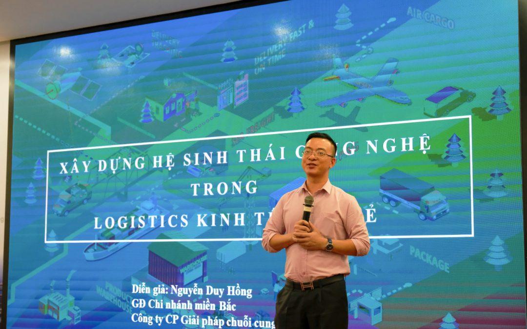 """Hội thảo """"Ứng dụng công nghệ 4.0 trong hoạt động logistics"""""""