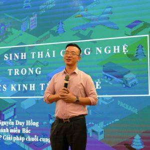 Ông Nguyễn Duy Hồng - VP Smartlog