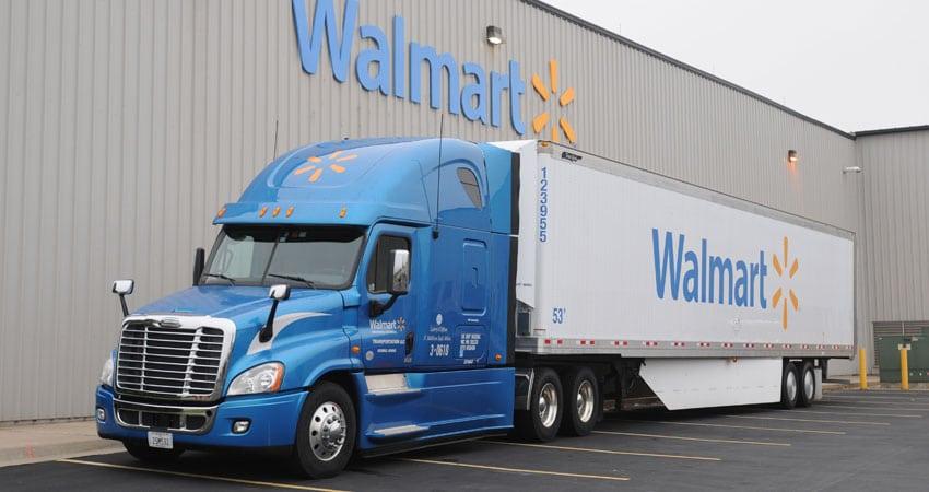 Walmart quản trị Logistics như thế nào?