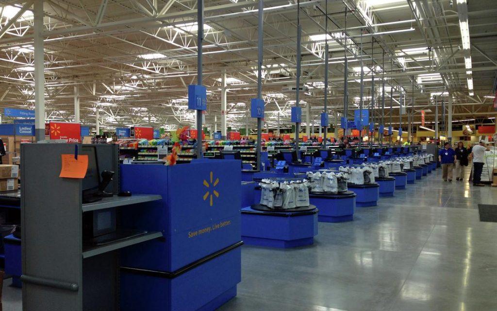 Kinh nghiệm quản lý chuỗi cung ứng của Walmart