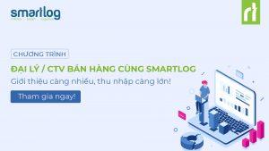 Cộng tác viên bán hàng cùng Smartlog