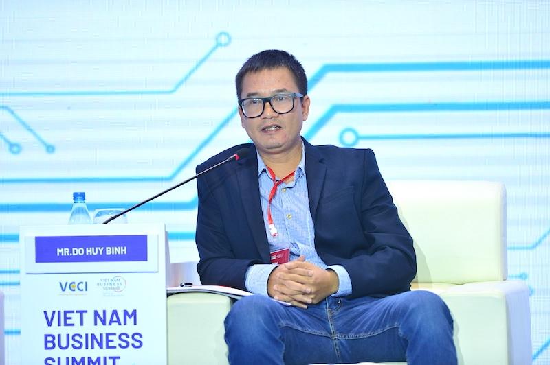 Đỗ Huy Bình, Tổng giám đốc Công ty cổ phần Giải pháp chuỗi cung ứng Smartlog