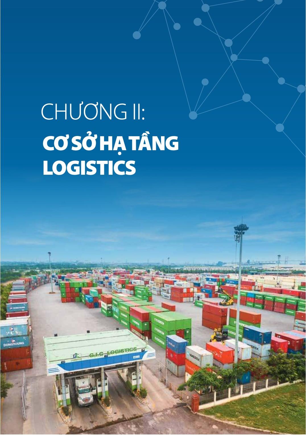 Chương 2 báo cáo logistics Việt Nam 2020: Cơ sở hạ tầng logistics
