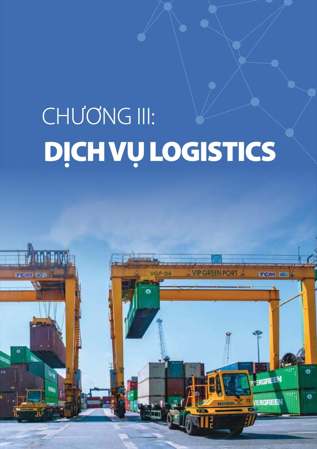 Chương 3 báo cáo logistics Việt Nam 2020: Dịch vụ logistics