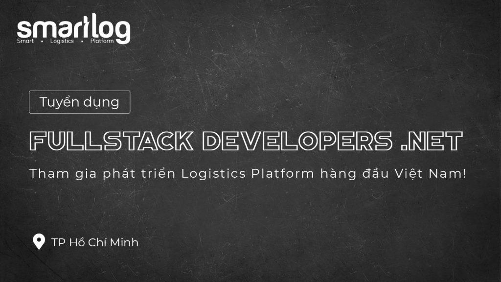 Tuyển dụng Fullstack Developers (.NET)