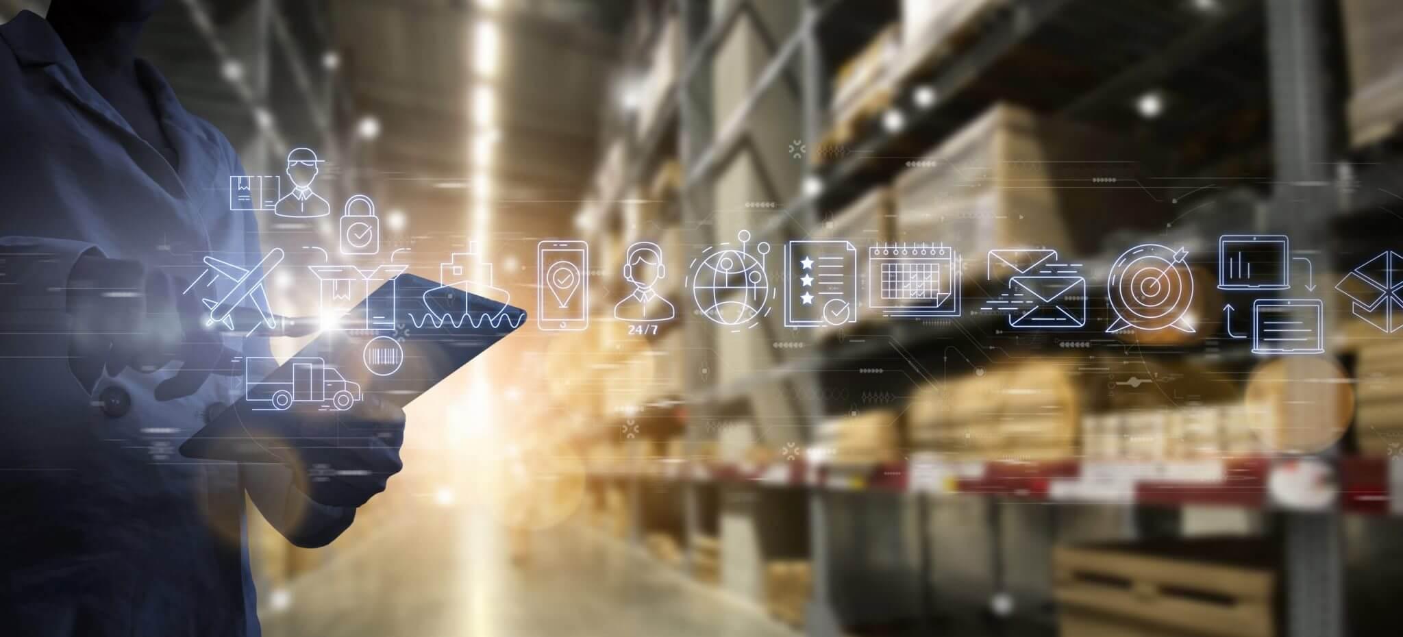 Phần mềm quản lý chuỗi cung ứng