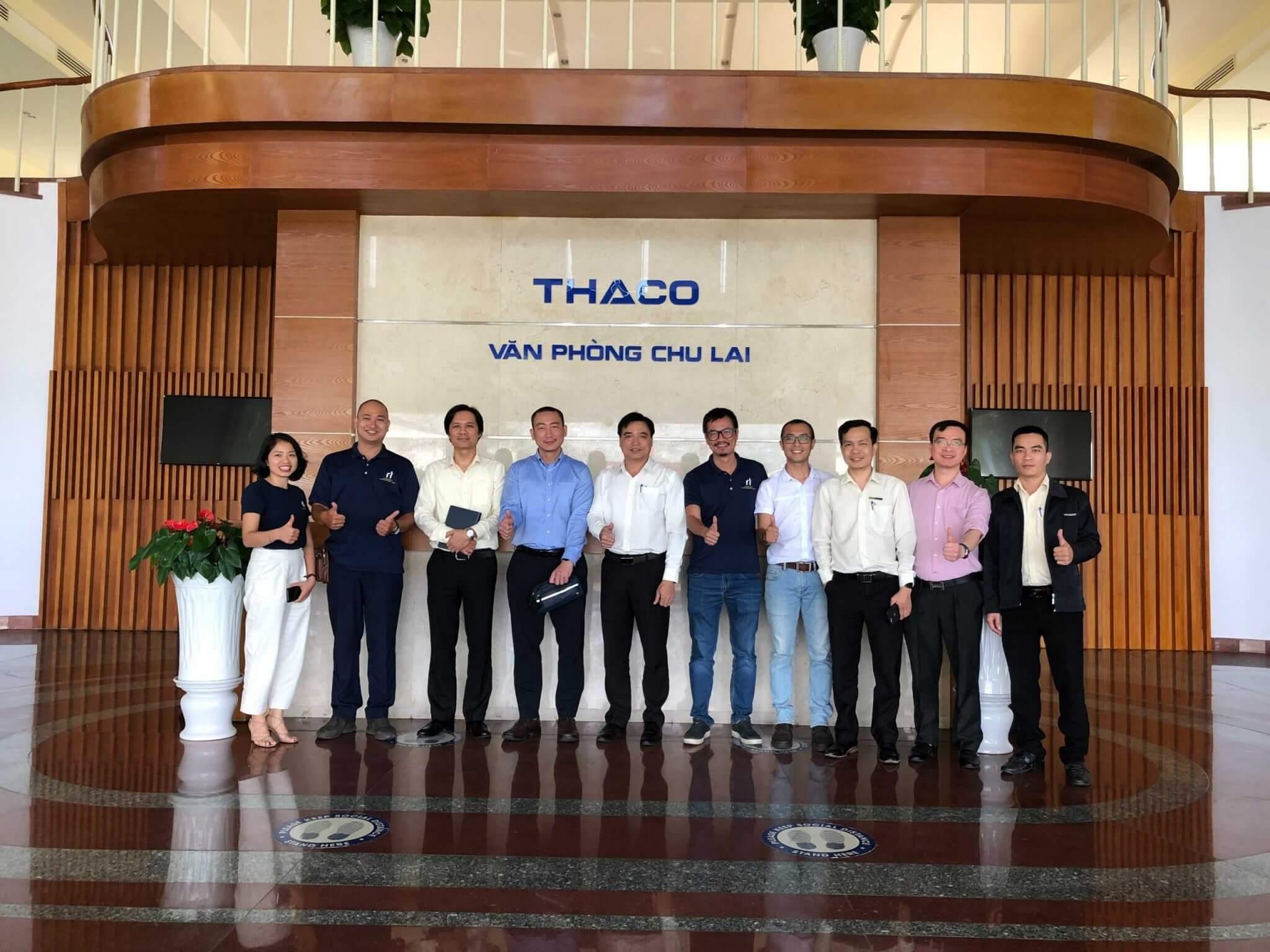 Nghiệm thu và chính thức go-live dự án STM - Thilogi