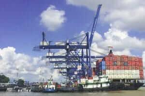 Việt Nam vào top đầu chỉ số logistics thị trường mới nổi