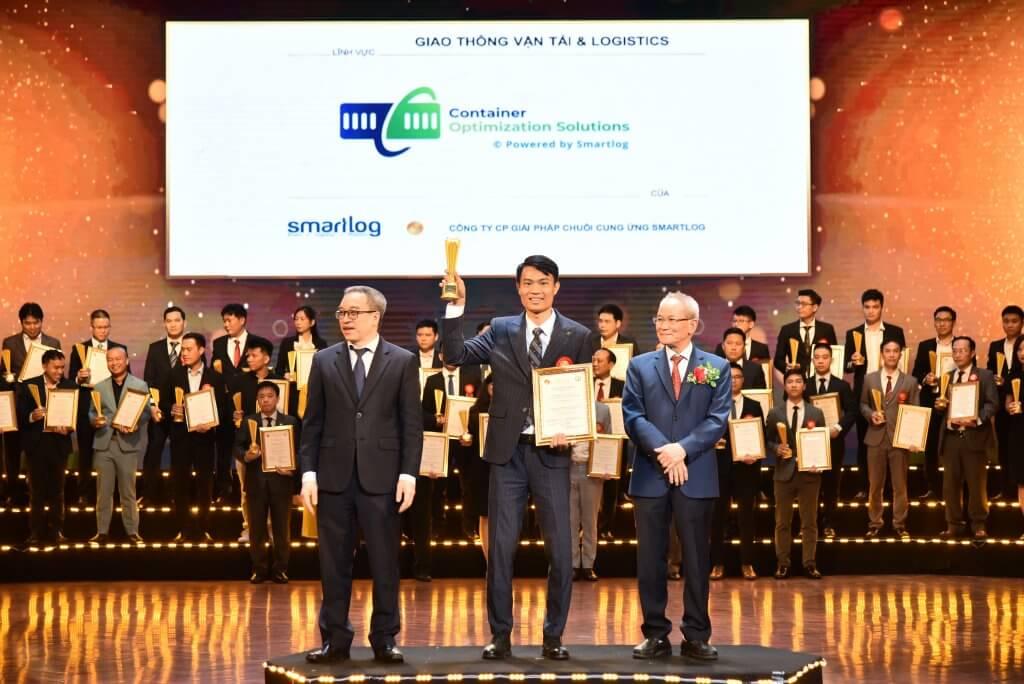 Nền tảng tối ưu container (cos) đạt danh hiệu Sao Khuê năm 2021