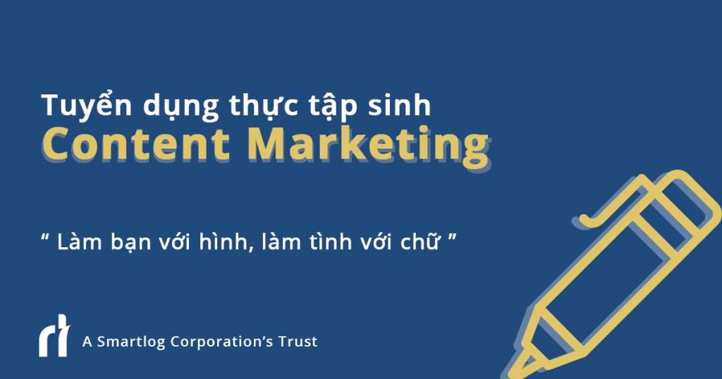 Content marketing Smartlog