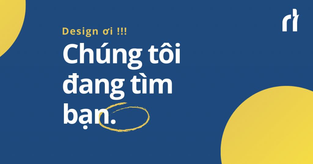 [HCM] Tuyển dụng chuyên viên thiết kế đồ hoạ (Graphic Designer)
