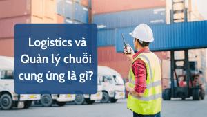 Ngành logistics và quản lý chuỗi cung ứng là gì? Tầm quan trọng của ngành logistics