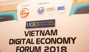 Smartlog tại Diễn đàn kinh tế số Việt Nam năm 2018 – VDE Forum 2018